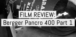 Cover - Bergger Pancro review pt1