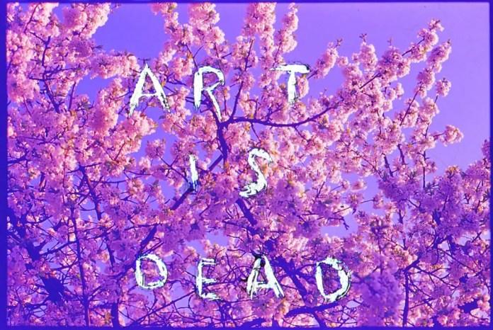 Art Is Dead - Canon AE1 on Kodak EKTACHROME
