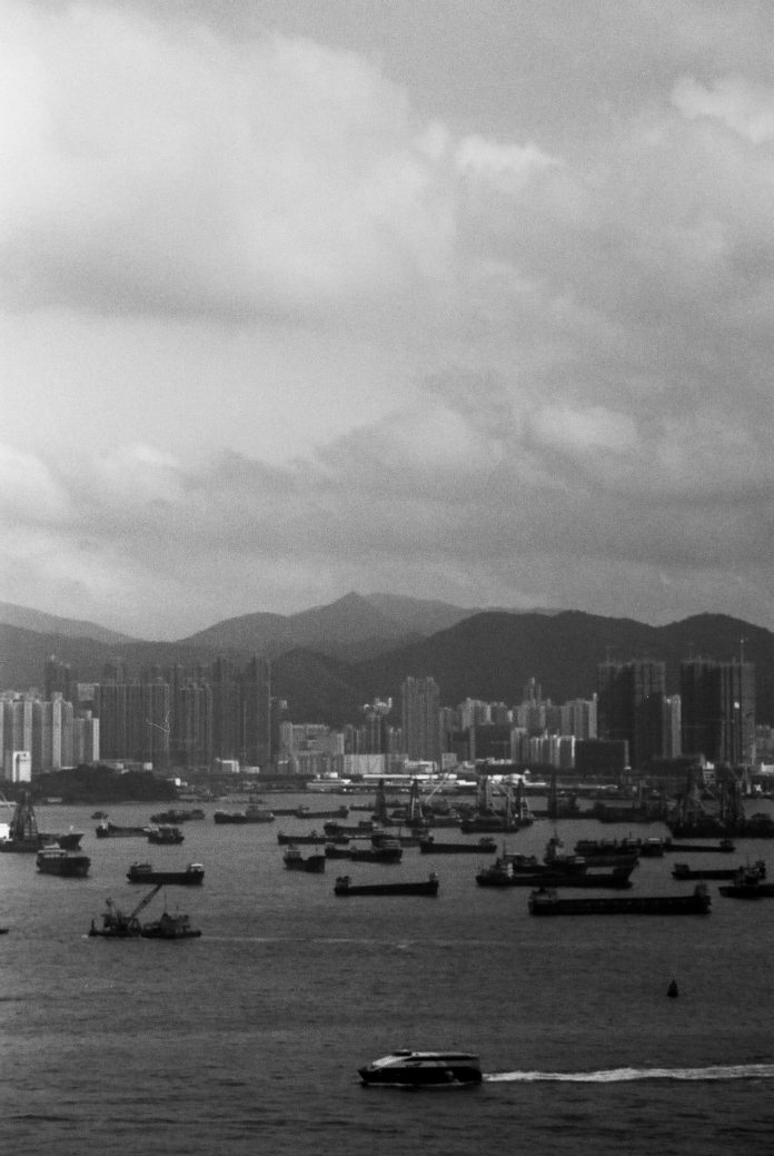 Safe harbour - Shot on ADOX Silvermax 100 at EI 100. Black and white negative film in 35mm format.