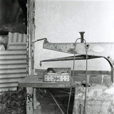 Tivolina - Shot on Fomapan R100 at EI 100. Black and white negative film in 120 format shot as 6x6.