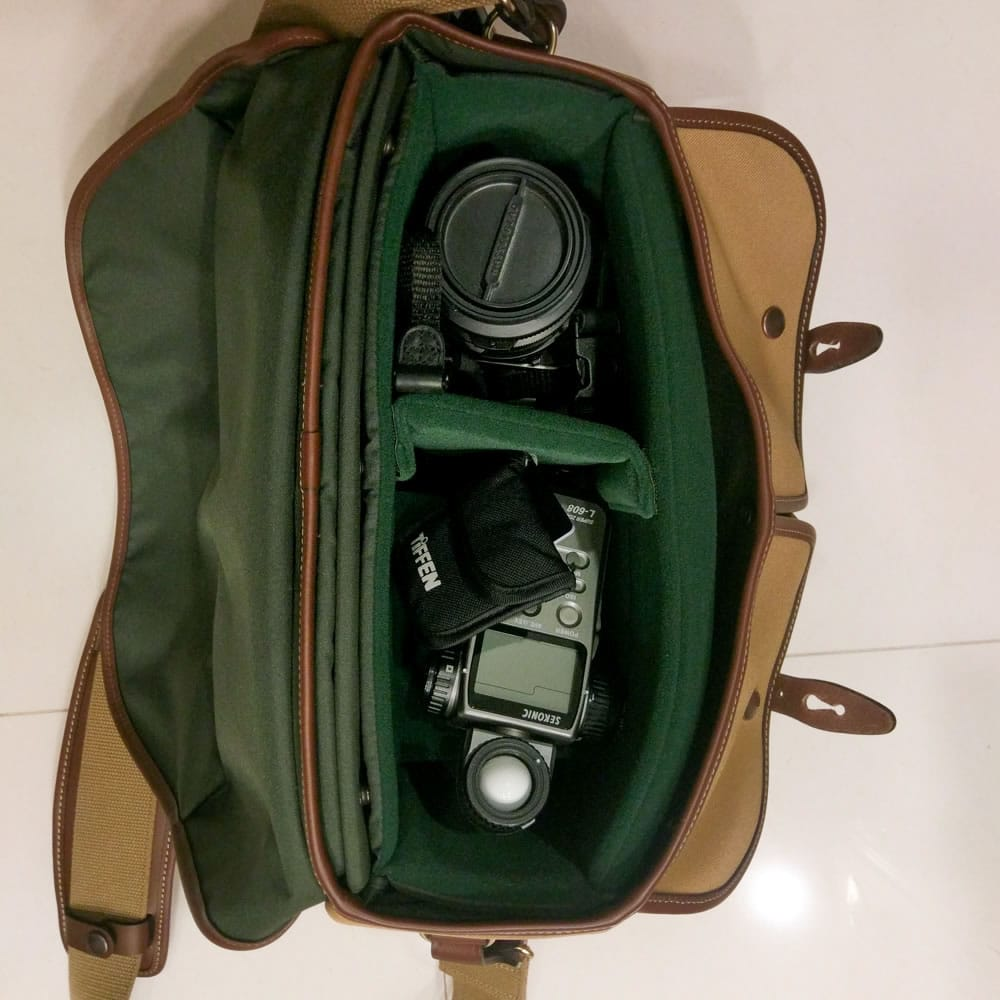 Billingham Hadley One - Medium format shooters