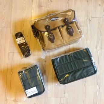 Billingham Hadley One - The package