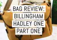 Cover - Review - Billingham Hadley One