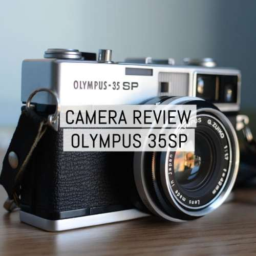 Cover - Review - Olympus 35SP