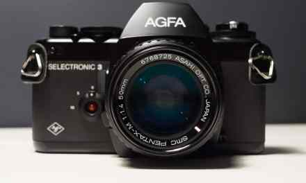 Camera review: me and my Agfa Selectronic 3 – by Mark Brown