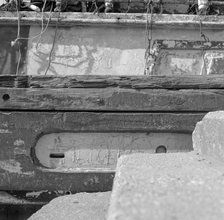 Nameless launch - Shot on Kodak T-MAX 100 at EI 100. Black and white negative film in 120 format shot as 6x6. Orange 21 filter.