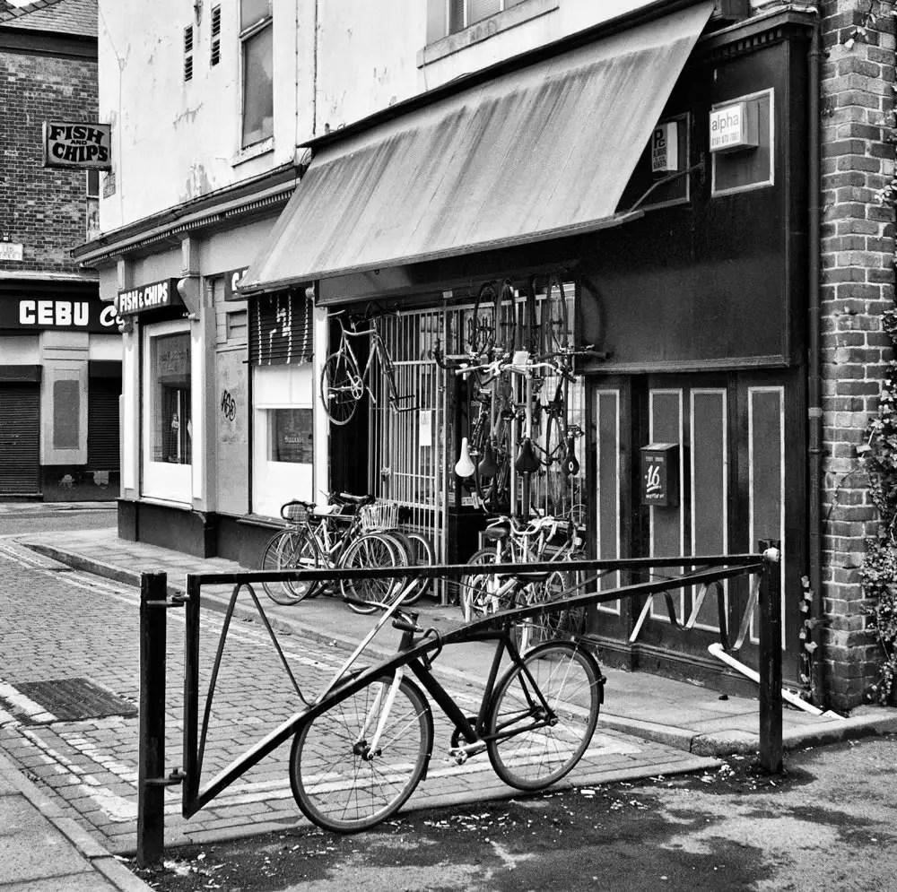 Manchester, Voigtlander Bessa R, 35mm Skopar, Kodak BW400CN
