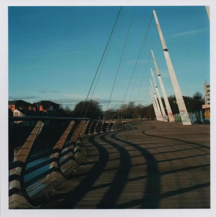 Stadium Walk - Bronica S2A - F/16, 125th sec, Kodak Ektar 100