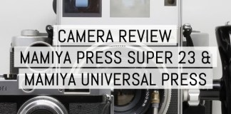 Cover - Review - Mamiya Press Super 23 and Mamiya Universal Press