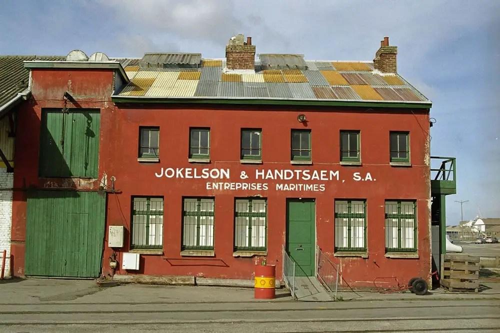 Dunkerque, France 2002 - Nikon F4. Kodak Portra 135, 400asa
