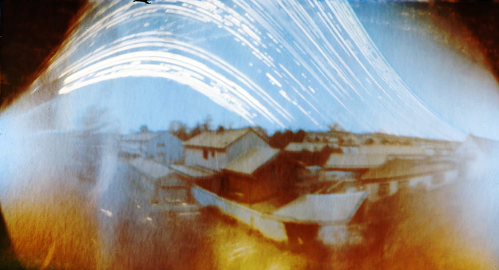 Solargraph - Image by Bob Fosbury, used under CC Licence