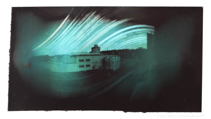 Solargraph - Julian Schugel, 196 days - Flickr @medevac71