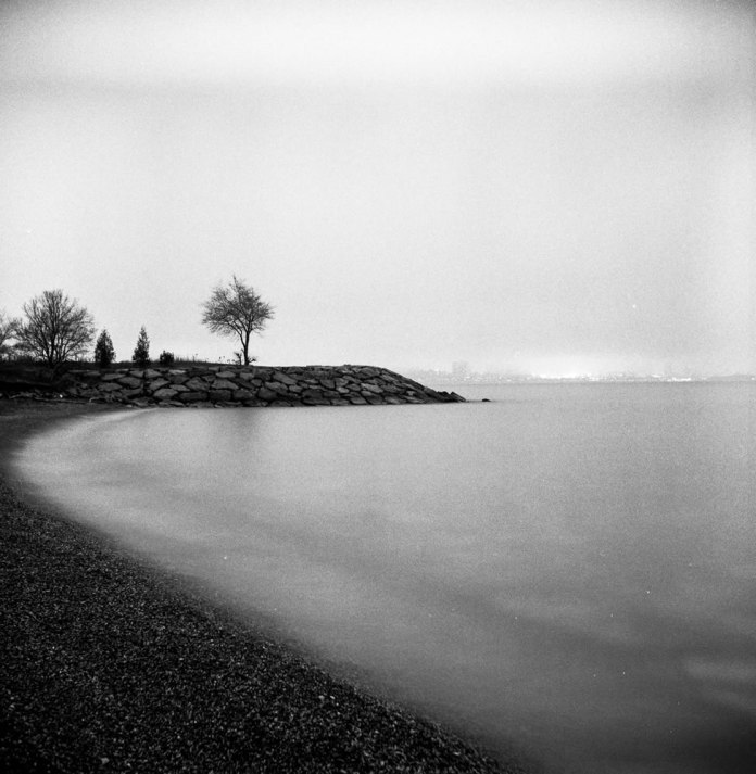 Long Exposure Test - ILFORD Delta 400 Professional - f/11, 40sec