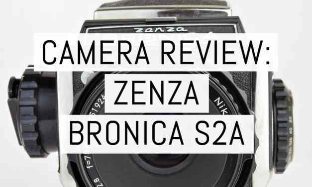 Camera review: me and my Zenza Bronica S2A – by Michael Preinfalk