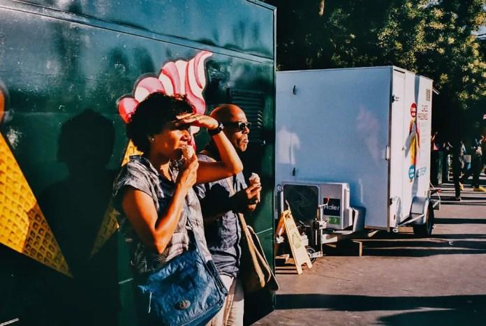 Looking for more gelato, Paris 2015, Konica Big Mini, Fujifilm X-TRA 400