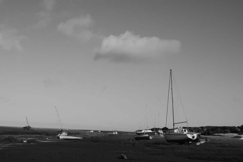 Plain of boats - Fuji X-Pro2 (Acros Simulation)