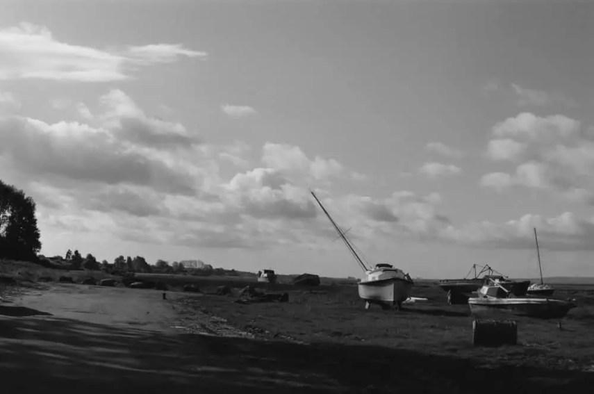 Road Boats - Minolta XD7