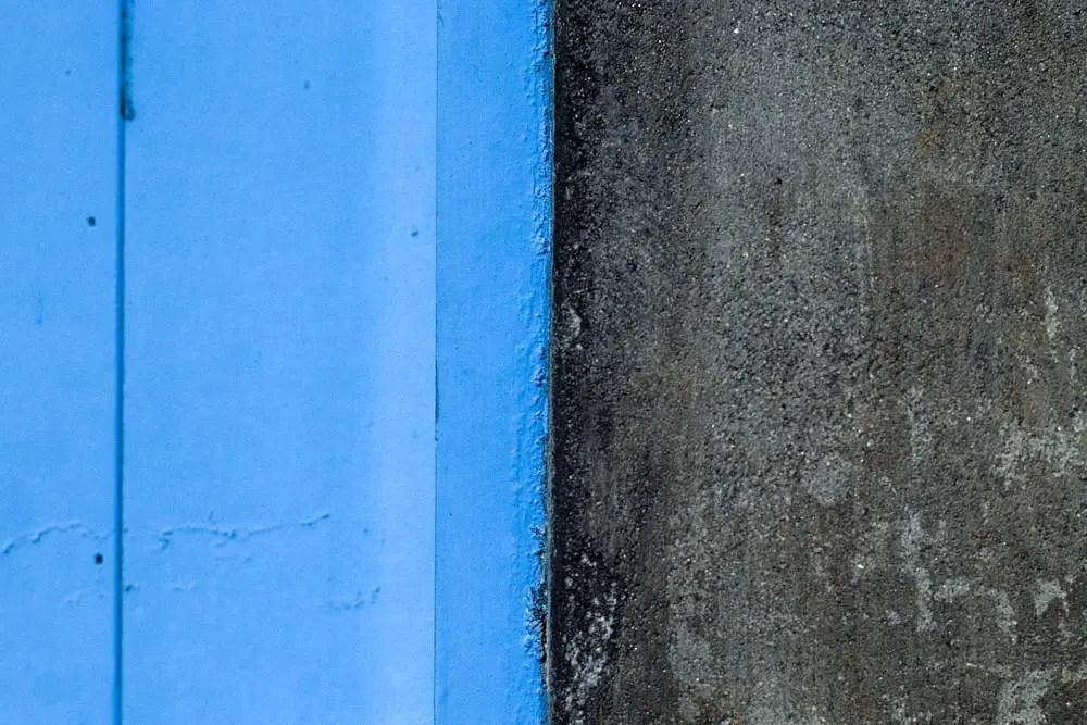 Split #02 - Shot on Fuji Provia 100F (RDP IIII) at EI 100. Color reversal (slide) film in 35mm format.