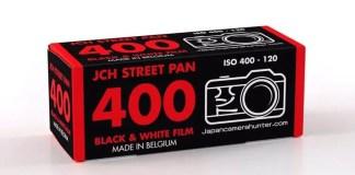 JCH Streetpan 400 - 120 format