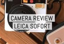 Cover - Review - Leica Sofort