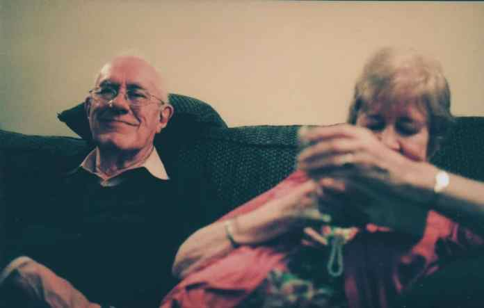 Grandparents – Canon AE1 Program - Agfa Vista Plus 200