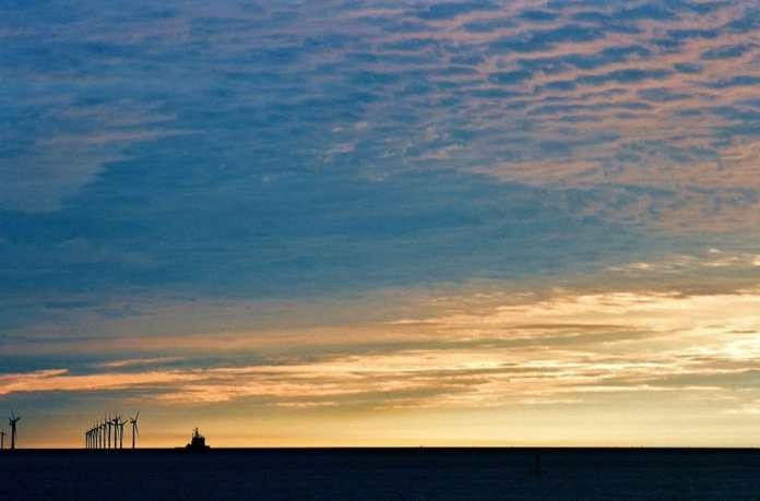 Tony Smith - @AS0151 Actually managed to get some sun for @summerfilmparty #summerfilmparty #landscape #crosbybeach #sunset #kodak #ektar