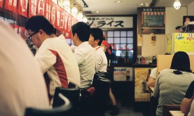 Salarymen – Kodak Portra 400 (120)