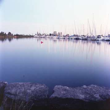 Kodak Professional Portra 800 Frame 3 - Metered value x3 - 24s @ f/11