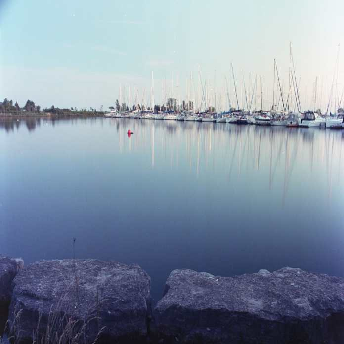 Kodak Professional Portra 800 Frame 4 - Metered value x5 - 40s @ f/11
