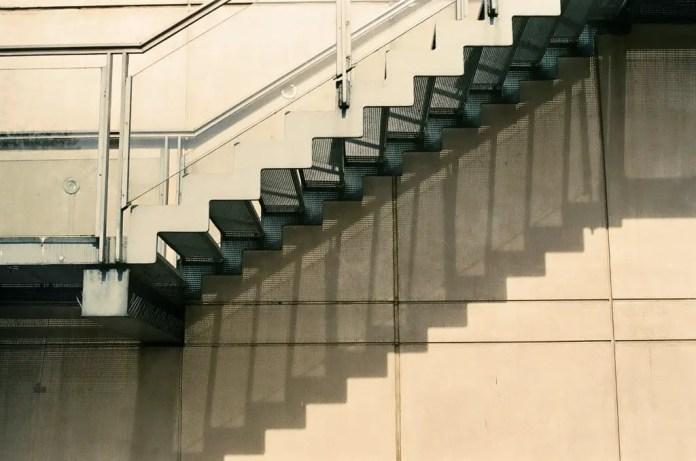 University steps