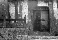 Barred - Shot on Silberra ULTIMA 200 at EI 200. 35mm black and white format film. Orange #25 filter.