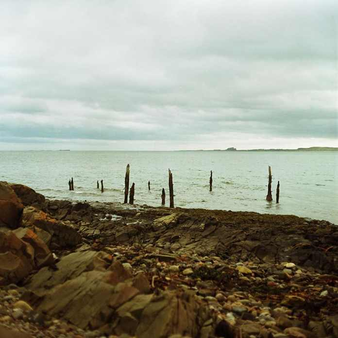 Lomography Color Negative 100 - Mamiya C220 - Ruined jetty