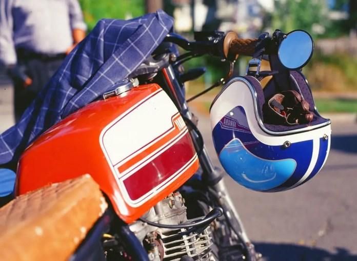 Ride On on KODAK EKTACHROME 100 VS