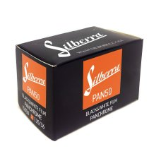 Silberra - PAN50 Film Box