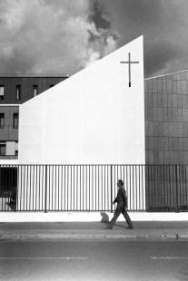 Grégoire Huret - Church - Paris 2017