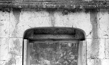 Top entrance – Shot on Silberra ULTIMA 200 (35mm)