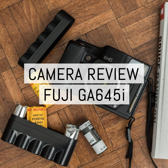 "Camera review: Fuji GA645i - ""The Portrait Machine"" by Anil Mistry"