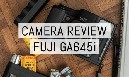 "Camera review: Fuji GA645i – ""The Portrait Machine"" by Anil Mistry"