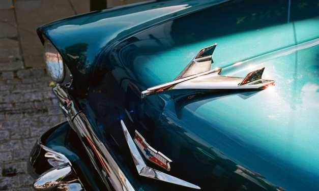 Ekt-cars – classic american cars on Kodak Ektar 100 – by Sandeep Sumal