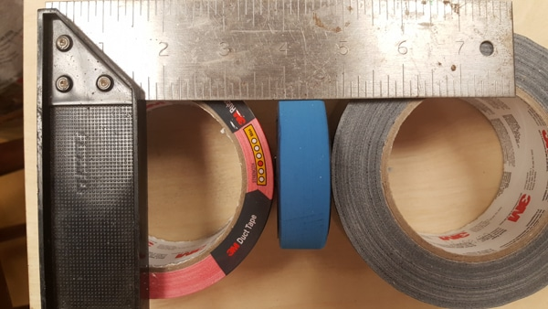 Building a semi-automatic film processor - tweaking the roller wheels 3