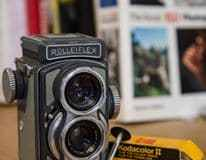 James Horrobin - My Lil' Rolleiflex