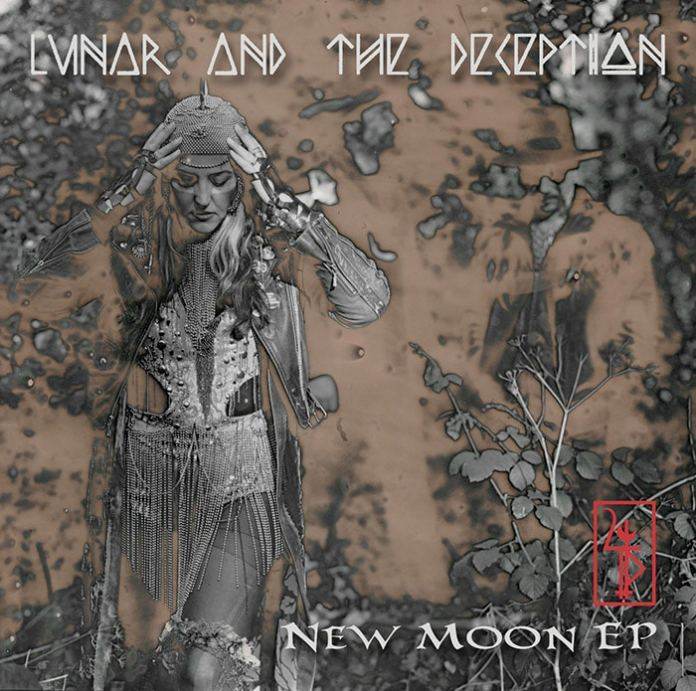 Lunar and the Deception EP Cover
