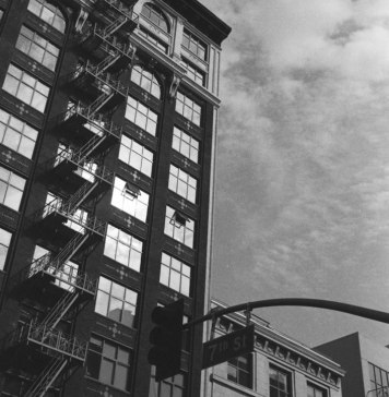 Bergger Pancro 400 - Metered for Shadows