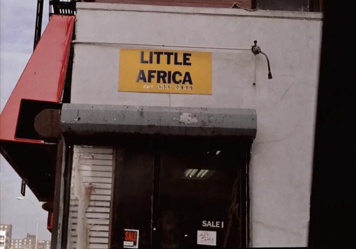 Sub-continent - Photographed with my Minolta Hi-Matic, & on Kodak Gold, small-format, 135 film. Harlem, New York.