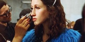 Makeup, Nikon N80, Cinestill 500T