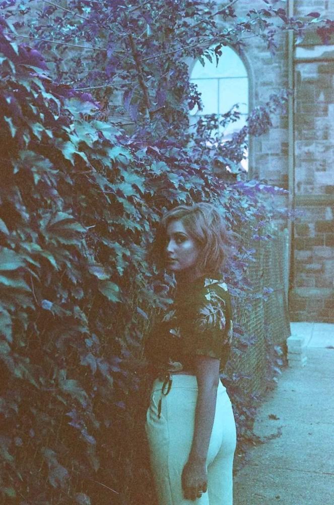 Melissa In Purple