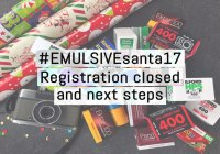 #EMULSIVEsanta17 - Registrations closed and next steps