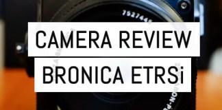 Bronica ETRSi - Cover