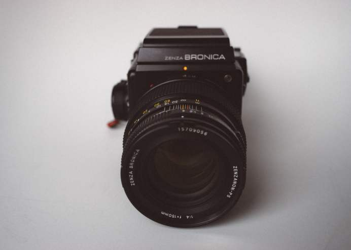 Bronica SQ-Ai - Kit (front)