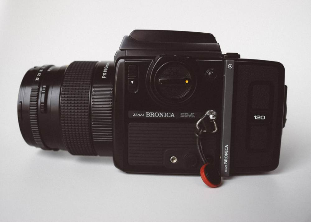 Bronica SQ-Ai - Kit (left)